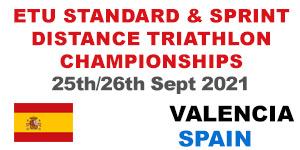 ETU Standard & Sprint Distance Triathlon European Championships